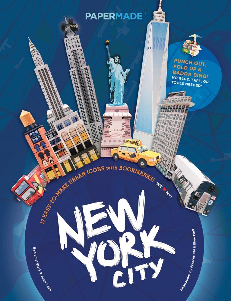 Paper New York City Powerhouse Books